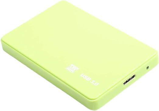 Windows Mac Linux用USB 3.0外付けハードドライブUltra Slim 2.5