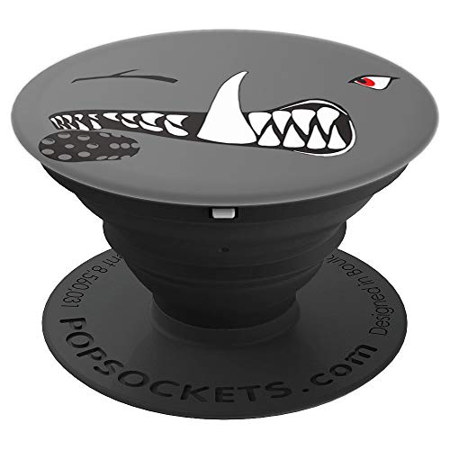 A-10 Warthog Military Airplane Pilot Aircraft Design - PopSockets Grip and Stand for Phones and Tablets