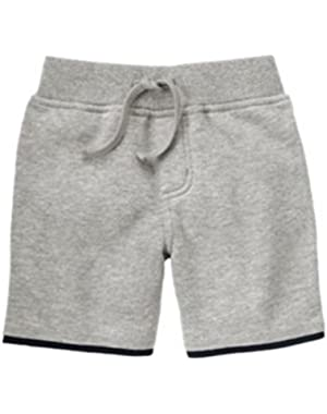 Boys Knit Shorts 18-24 mo