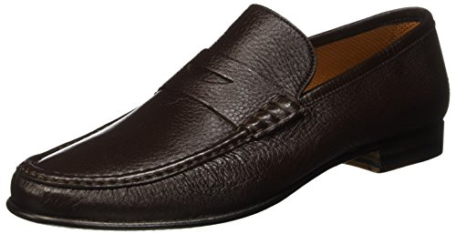 STEMAR Herren Sorrento Pumps Marrone (Dk.Brown)