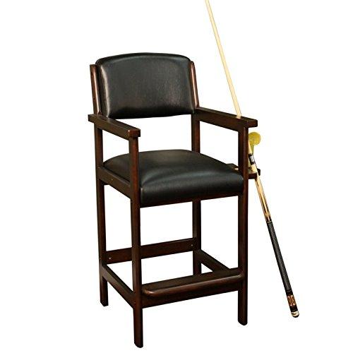 (American Heritage Billiards Spectator Chair in Suede)