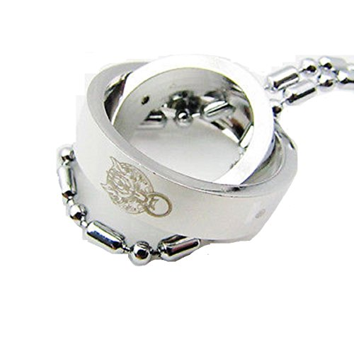 Price comparison product image Final Fantasy cloud woft ring necklace y