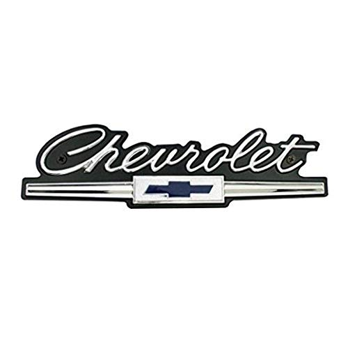 (KNS Accessories KC4528 1966 Chevrolet Standard Front Grill Emblem for Impala, Bel Air, Biscayne, Caprice)