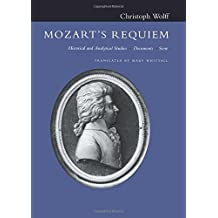 Mozart's Requiem: Historical and Analytical Studies Documents, Score