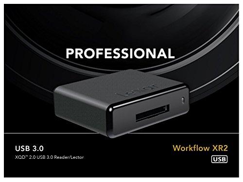 Lexar Professional Workflow XR2 XQD 2.0 USB 3.0 Reader ...