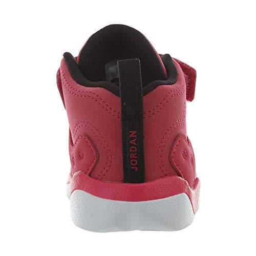9c6e7de7c0f Amazon.com   Jordan Toddler Jumpman Team II TD Rush Pink Black Dark Smoke  Gry Size 7   Basketball