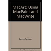 MacArt: Using MacPaint and MacWrite