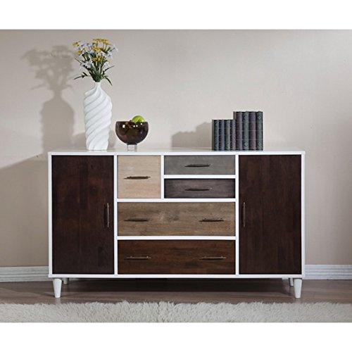 Christian Multi-finish Dining Room Wood Buffet by Christian