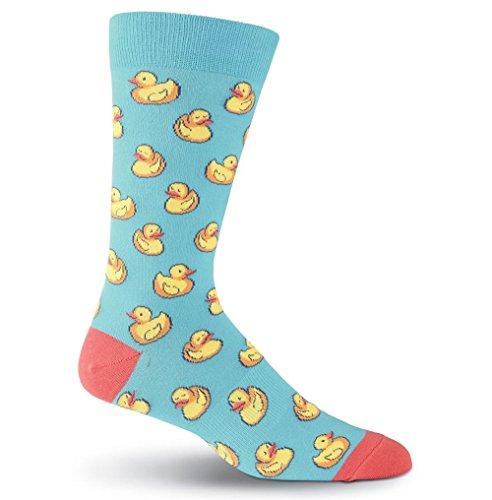 Deer Socks (K. Bell Men's Awesome Novelty Socks (10-13, Rubber Ducks))