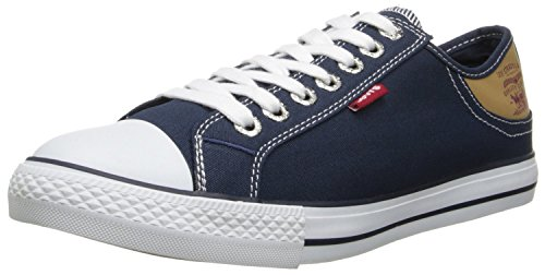Levis Womens Fashion Canvas Sneaker