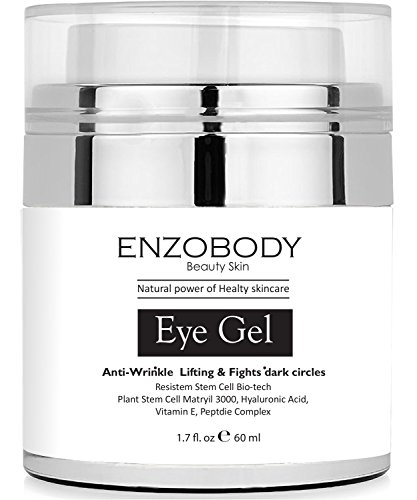 Cheap ENZOBODY Eye Gel, 1.7 oz For -Dark Circles, Puffiness, Wrinkles and Bags – REDUCE PUFFINESS AND DARK CIRCLES, 70% organic
