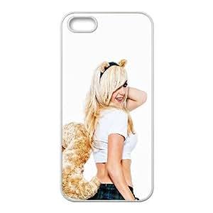 iPhone 5 5s Cell Phone Case White Jessica Nigiri Cosplay Celebrity VIU068340