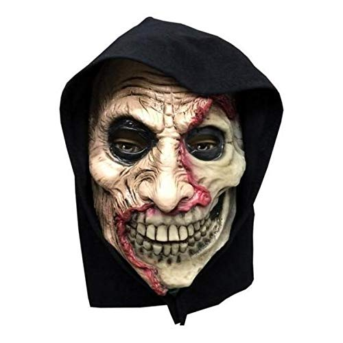 Halloween Mask Demon Parasite Zombie mask Latex Accoutrements Michael Myers Vampire Skull party Halloween scary terror masks horror mascaras latex realista