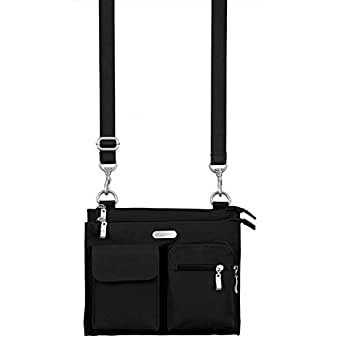 Baggallini Luggage Everything Bag, Black, One Size
