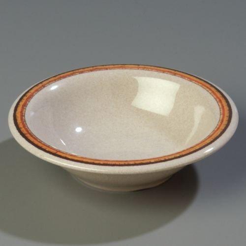 - Durus® Rimmed Bowl 12 oz, 7-1/4 - Sierra Sand on Sand
