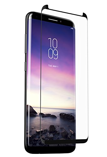ZAGG InvisibleShield Glass Curved Elite - Screen Protector for Samsung Galaxy GS9 - clear (Invisibleshield Glass Curve For The Samsung Galaxy S8)