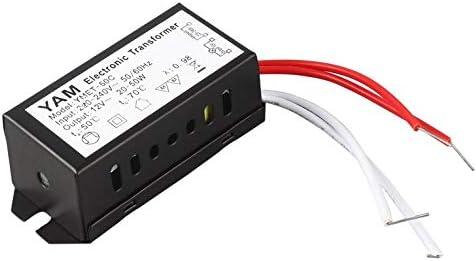 ouying1418 AC 220V to 12V 20-50W Halogen Lamp Electronic Transformer LED Driver