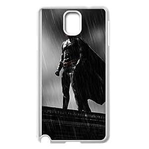 The Dark Knight Batman Samsung Galaxy Note 3 Cell Phone Case White&Phone Accessory STC_974395