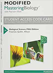 Free Bank Test Edition 5th Freeman Science Biological