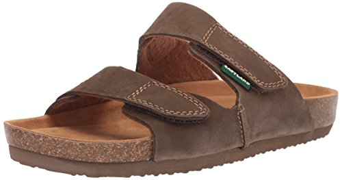 Eastland Olive Strap Sandal Slide Double Men's Caleb qwf06