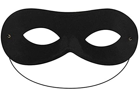 Global Fashion Ladies Mens Domino Shape Super Hero Batman Eye Mask Masquerade Fancy Dress#Eye Mask (Green Hornet Kato Kostüm)