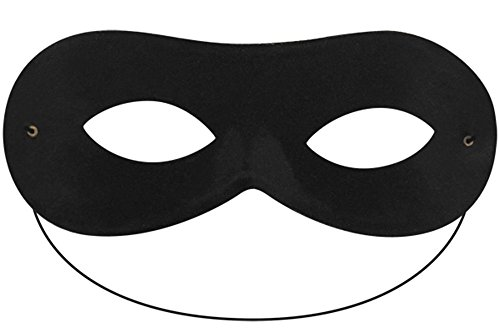 Global Fashion Ladies Mens Domino Shape Super Hero Batman Eye Mask Masquerade Fancy Dress#Eye Mask