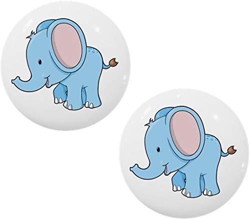 elephant dresser knobs - 4