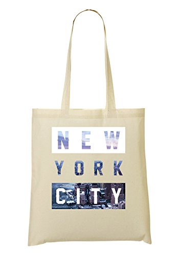 New York Ny Series Beautiful Landscape Bolso De Mano Bolsa De La Compra