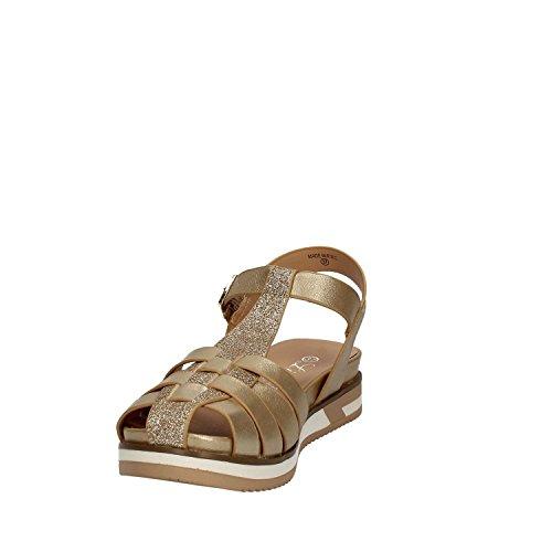 Liu Jo Junior UM22951 Sandalo Donna Platino 37