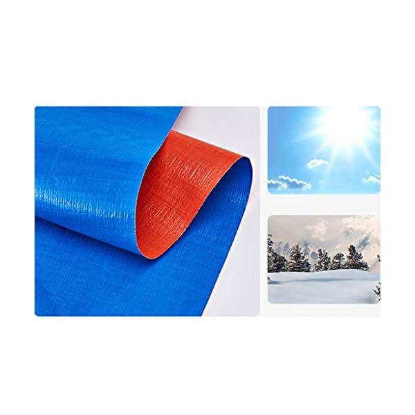 Telo di copertura antipioggia per esterni, multiuso, copertura per tenda, telo impermeabile, tenda da campeggio… 3 spesavip