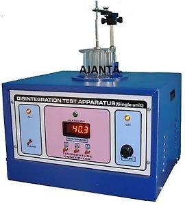 Ajanta Digital Tablet Disintegration Single Basket Apparatus S-459 from Ajanta