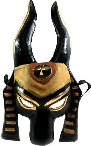 Anubis Mask Standard (Anubis Costume Men)