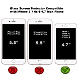 1Packack Screen Protector Compatible with iPhone SE