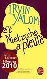 Et Nietzsche a pleuré par Yalom