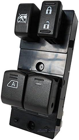 SWITCHDOCTOR Window Master Switch for Nissan Frontier 2005-2006 2 Door