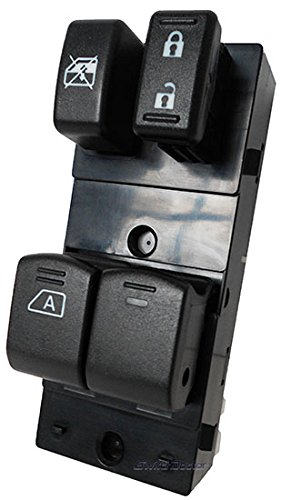 Nissan Frontier 2 Door (Nissan Frontier Master Power Window Switch 2005-2006 (2 Door))