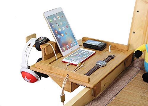 Bedside Shelf for Bunk Bed, Attachable Bed Shelf, Great Use