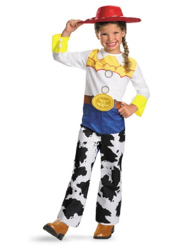 Jessie Classic Costume - Small (Cowgirl Costume For Toddler)