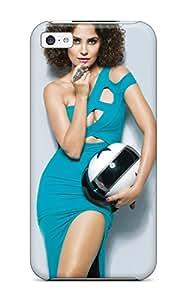 CaseyKBrown Premium Protective Hard Case For Iphone 5c- Nice Design - Lara Dutta Bollywood Actress
