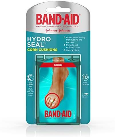 Bandages & Gauze: Band-Aid Hydro Seal Corn Cushions