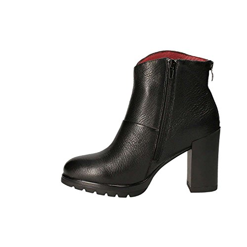 Women Boots Stonefly Black 109410 Ankle qZOwUqRf4