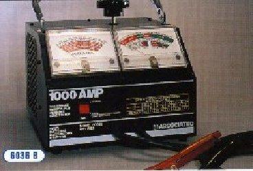 ment  6/12V 1000 Amp Carbon Pile Load Tester - ASSOCIATED EQUIP 6036B