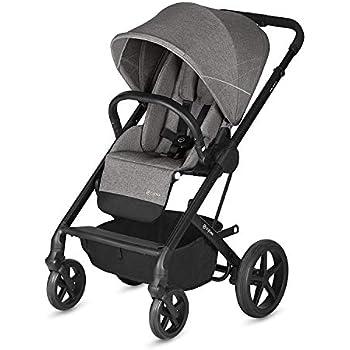 Amazon.com: Cybex Balios S Denim - Cochecito, color gris: Baby