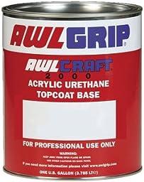 Awlgrip Awlcraft 2000 Acrylic Urethane Top Coat Quart, Oyster White F8222Q