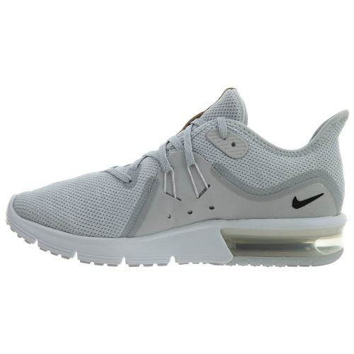 008 Chaussures 3 White Max Air Femme Pure Platinum Black Running Sequent de Multicolore Nike IFOwt