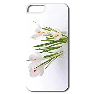 Section White Crocus Snow IPhone 5/5s Case For Friend