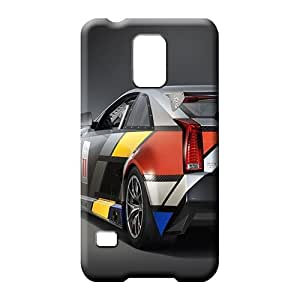 samsung galaxy s5 PC cell phone carrying covers pattern Heavy-duty cadillac cts v
