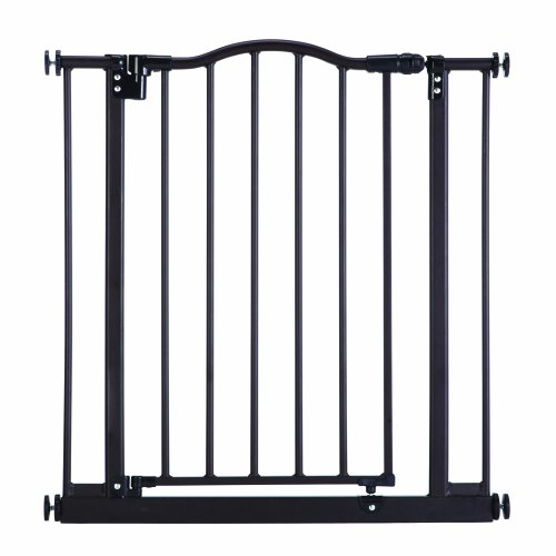 Deck Gates (Supergate Portico Arch Gate, Bronze, Fits Spaces between 28.25