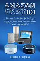 AMAZON ECHO AUTO USER'S GUIDE Front Cover