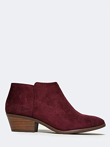 Sole Addiction Womens Chelsea Bootie Ankle Bootie